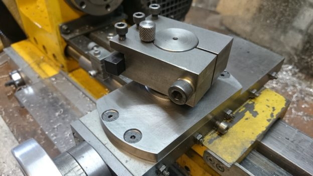 Norman Patent Toolpost Bazmonaut